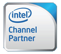 Intel Channel Partner.